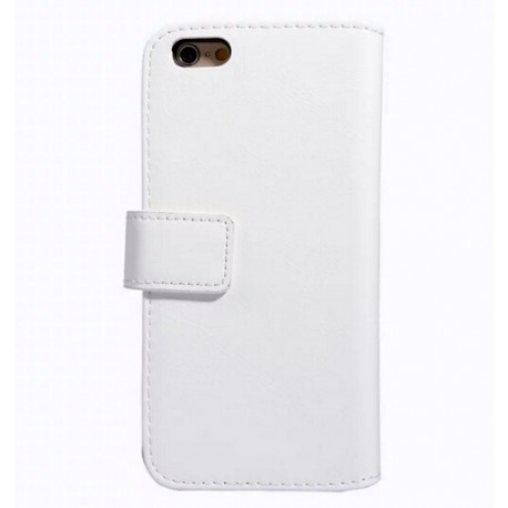 online store 399b0 62150 Magnet Wallet Case for Apple iPhone 6 / 6S , White